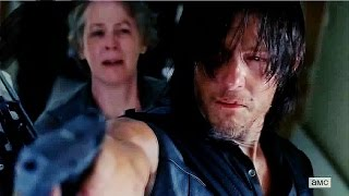 daryl and beth | dead in the water