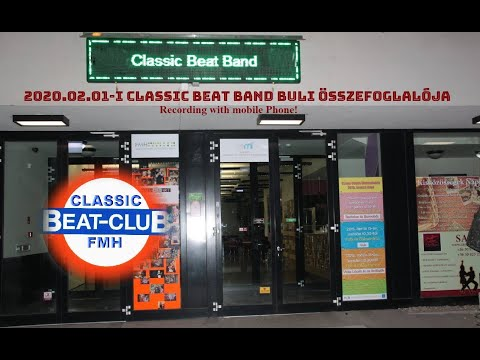 Classic Beat Club 2020-02-01
