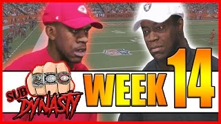 MAV AND TRENT REMATCH! - Sub Dynasty Ep.16 | Madden 17 Connected Franchise