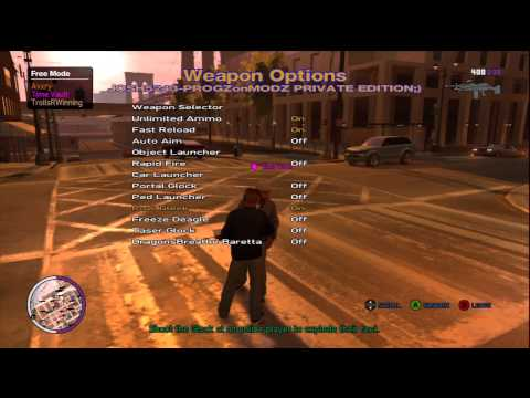 GTA IV/EFLC: XMC BLACKLIST V2 & New Mod Loader (Xbox/PS3)