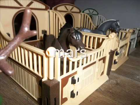 mon nouveau centre equestre playmobil youtube. Black Bedroom Furniture Sets. Home Design Ideas