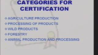 An Introduction to Certificate in Organic Farming 2
