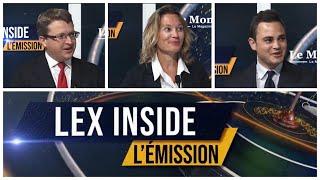 LEX INSIDE - Emission du 3 mai 2021