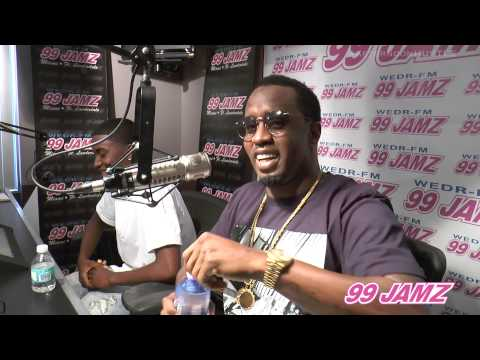 Diddy Begs 50 Cent To Be His Friend (VIDEO)