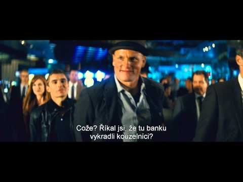Trailer na film Podfukáři. Now You See Me film trailer.
