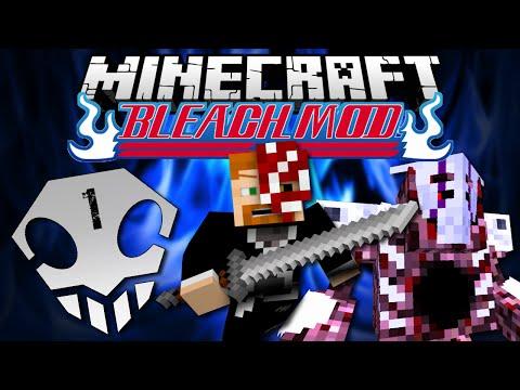 Minecraft: Bleach Mod Ep. 1 - Soul Reaper! video