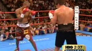 Bernard Hopkins vs Oscar De La Hoya