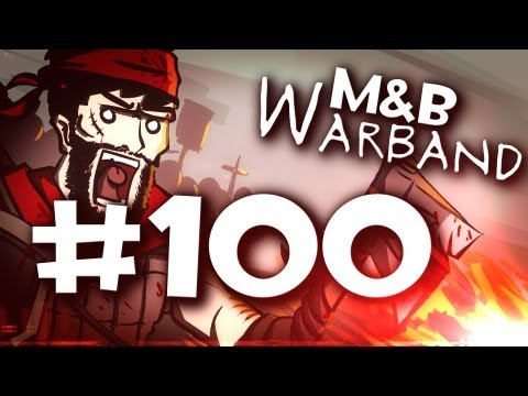 EPIC 4 Hour Episode 100 Finale of Mount & Blade: Caticus the Warrior