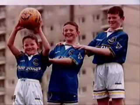 Wayne Rooney - Everton Years