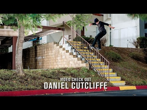 Video Check Out: Daniel Cutcliffe