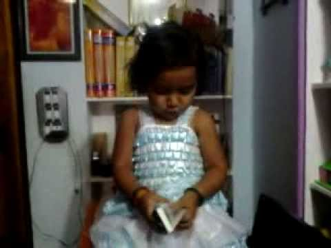 Chitti Chilakamma Rhyme By Lakshmigayathri video