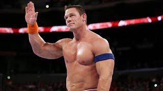 Did we just see John Cenas last match