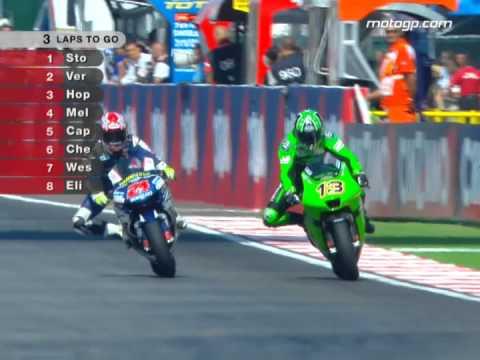 Remember MotoGP™ -- Misano 2007 - YouTube