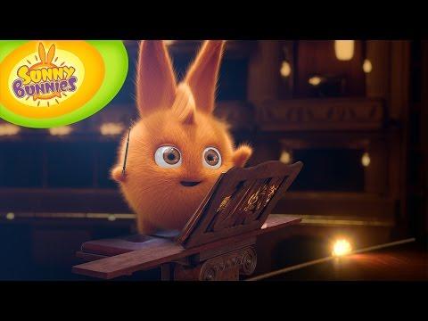 Cartoons for Children | Sunny Bunnies 103 - Concert (HD - Full Episode)
