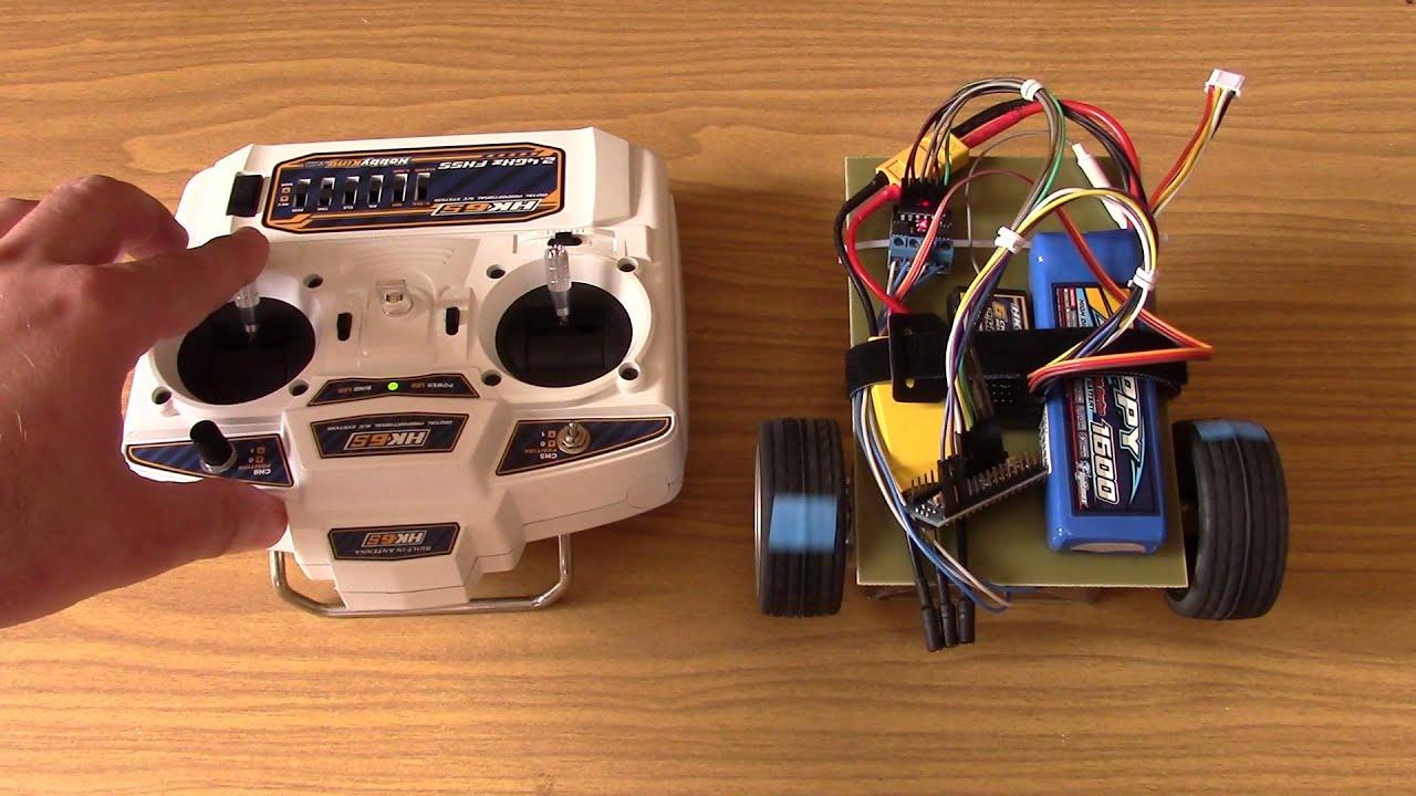 Как сделать радиоуправляемую машинку своими руками 24