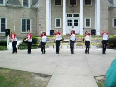 Ripon College Football Team Ripon College Dance Team Hip