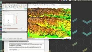 Getting started with GRASS GIS GUI