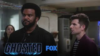 Max & Leroy Follow Celeste | Season 1 Ep. 12 | GHOSTED