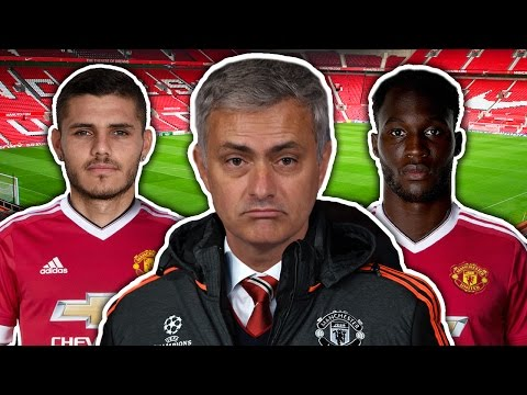 José Mourinho's Manchester United Targets Revealed! | Transfer Talk