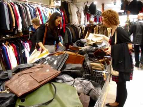 Paris Vintage Shopping Guide (second hand, thrift stores)