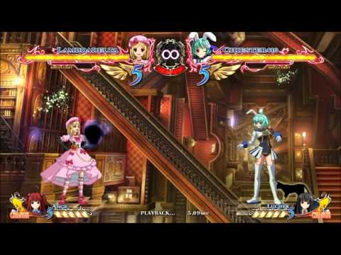2D Game Forever: Ougon Musou Kyoku CROSS -patch 230
