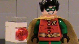 LEGO Robin and the RROD