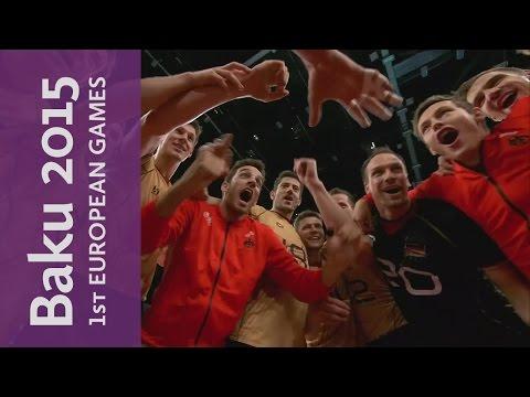 DAY 16 LIVE Volleyball | Baku 2015 European Games