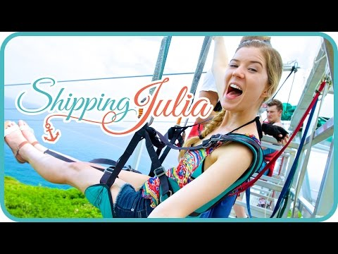 Epic Zipline - Shipping Julia Ep. 3