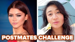 Women Eat Like Zendaya For A Day