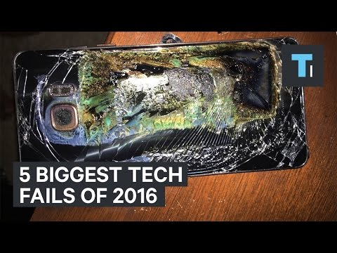 The 5 biggest tech controversies of 2016