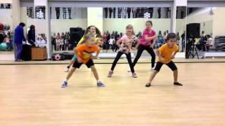 "Zumba Kids with Yana - ""Gangnam Style"""
