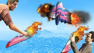 GTA 5 FAILS & WINS #122 (GTA V Funny Moments Compilation)