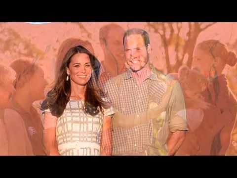 The Duke and Duchess of Cambridge: the first five years