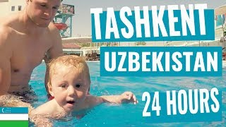 Tashkent City Travel Guide | Uzbekistan | 7 Things To Do (Surprisingly Expensive)