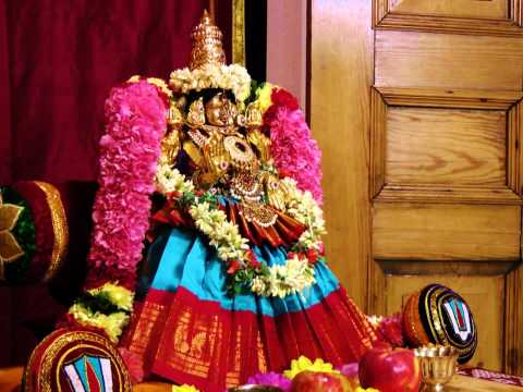 1008 Divine Names Of Sri Mahalakshmi (cosmic Mother) - sri Lakshmi Sahasranamavali (skanda Purana) video