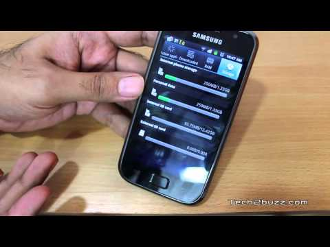 Samsung Galaxy S Plus indepth full review