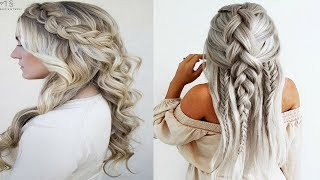 Hair Style For Girl | New Hairstyle 2018| Wedding Hairstyles