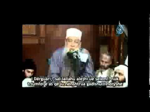 Mospërfillje dhe zmbrapsje nga vlerat morale dhe etike - Ebu Is'hak el Huvejni