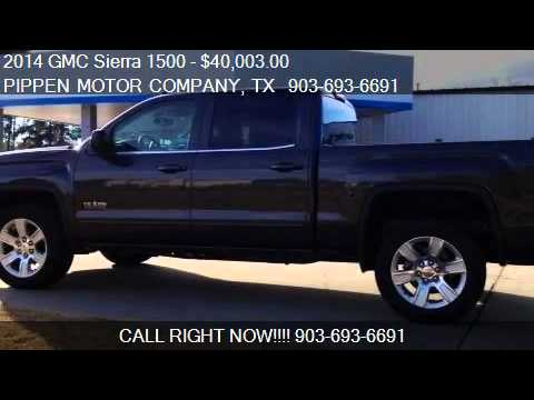 2014 GMC Sierra 1500 SLE for sale in Carthage, TX 75633 at P