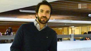 UN MOMENTO EN EL ENSAYO - Lubnan Baalbaki / Mauricio Haneine