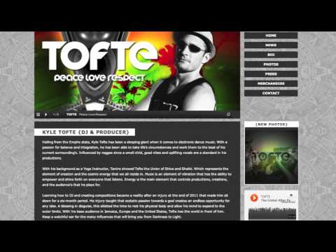 Tofte Music Portfolio