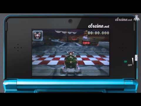 Análisis Mario Kart 7 - N3DS