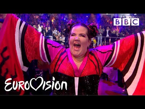 Netta ('Toy' Israel) wins Eurovision after dramatic public vote! - Eurovision Song Contest 2018 | Eurovision