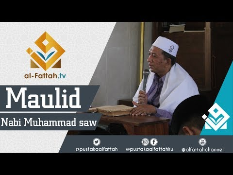 KH. Abdul Kholiq Hasan, M.HI. ~ Mengapa memperingati Maulid Nabi Muhammad SAW?