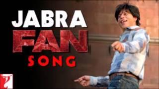 Jabra FAN Anthem Full AUDIO Song | Shah Rukh Khan | #FanAnthem