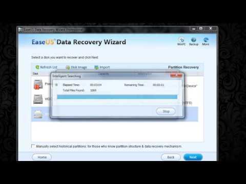 como recuperar archivos borrados de usb y disco duro 2014