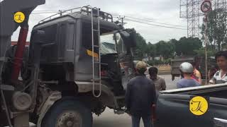 Đồng Nai, tai nạn liên hoàn, giao thông qua quốc lộ 51 gặp nhiều khó khăn