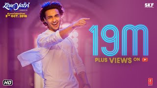 Rangtaari Video  Loveyatri  Aayush Sharma  Warina