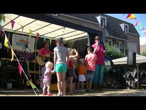 Zelhemse zomerfeesten - de wielen van de bus