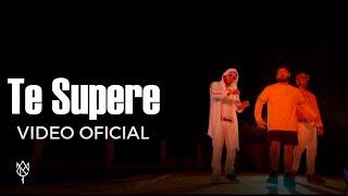 Pancho Feat. Alex Rose & Casper - Te Supere (Video Oficial)